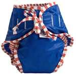 Kushies Swim Diaper - Small - Royal Blue
