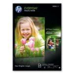 HP Q2510A Everyday Photo Paper Glossy 100 A4 Druckerpapier