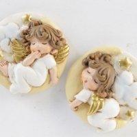 Cuorematto bomboniere solidali 2016 magnete angelo femmine priscilla d 5 comunione in caso di acquisto multilo arrivano assortiti