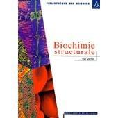 Biochimie structurale, 1