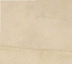 Alessandro PARADISO 4231 Handbag Damen Henkeltasche Schultertasche mit Handyfach und RV-Rückfach in 4 Farben ca. 38,0 x 33,0 x 19,0 cm Mango