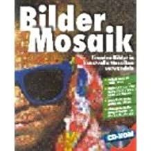Bilder Mosaik. Einzelne Bilder in kunstvolle Mosaiken verwandeln