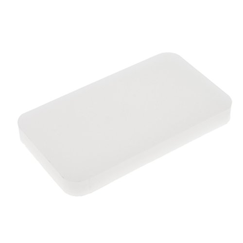 Homyl Palette Réutilisable en Plastique pour Exhibition de Cils de Greffe, Outil de Salon Cosmétique