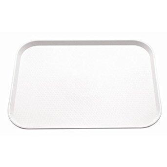 Kristallon Plateau de service 450x 350mm, blanc