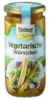 Ökoland Bio Vegetarische Würstchen (200 g) (Wurst Vegetarische)