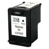 Prestige cartridge compatibile hp 338 cartuccia d'inchiostro per stampanti hp photosmart/deskjet/officejet serie, 1 pezzo, nero