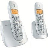Philips Original 1+1 Duo Cordless Phone 1 set (2 cordless phones) by minevra ...