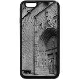 iPhone 6S Plus Case, iPhone 6 Plus Case (Black & White) - Iglesia