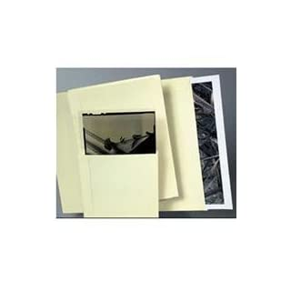 Archival Methods Open End Envelopes, 7-Point Card Stock, For 4 3/8x5 3/8 Print, Package 50 by Archival Methods