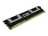 Kingston KVR667D2D4F5 2G 2GB 667MHz DDR2 CL5 ECC Fully Buffered Memory