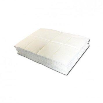 3 blocs blancs polissoirs + 100 cotons cellulose non pelucheux