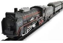 YIJUN Battery Operated Train Set (Black)