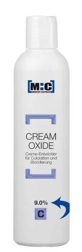Meister Coiffeur M:c Creme Oxide 9%, 296 g Creme 9