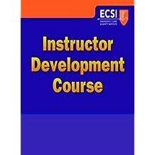 Ecsi Instructor Development Course CD
