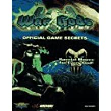 War Gods Official Game Secrets (Secrets of the Games Series) by Pcs (1997-05-28)