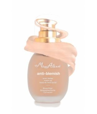ANTI-BLEMISH MAKE-UP Maquillaje Despigmentante
