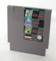 3 in 1 SUPER MARIO / TETRIS / WORLD CUP [NES] (Tetris Mario)