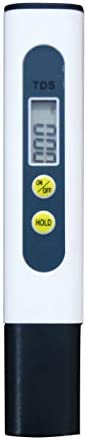 Ionix Plastic Pre-Callibrated Pen Type Tds Meter, White, 8 in