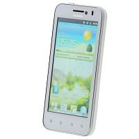 Huawei Huawei U8860 Smartphone (10,2 cm (4 Zoll) Display, 8 Megapixel Kamera, UMTS, Android 2.3) weiß
