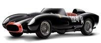 Preisvergleich Produktbild Original Burago Ferrari 250 Testa Rossa Rot Metall Bausatz 1:43 21tlg Neu OVP
