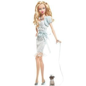 Collector Barbie Birthstone Beuties # K8692 März -