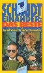 Das Beste aus Schmidteinander Folge 1 + 2 [VHS]