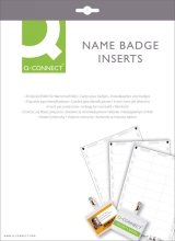 q-connect-54-x-90-mm-name-badge-inserts-10-per-sheet-kf02289-pack-of-25