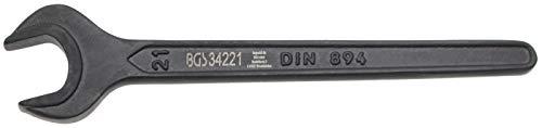 BGS 34221   Einmaulschlüssel   SW 21 mm