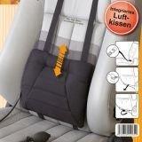 Rückenkissen SITWELL Comfort, Material: Stoff, Farbe: schwarz