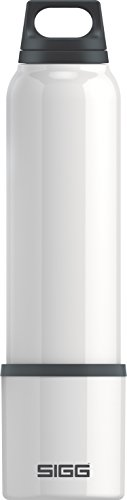 Sigg 8448.30, Borraccia Termica Unisex-Adulto, Bianco, 1 L