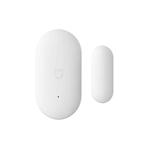 8Eninise para Xiaomi Aqara Smart Wireless Door Window Sensor Home Alarma de Seguridad Diaria Blanco