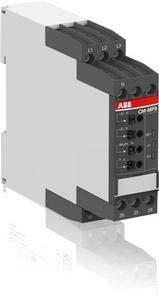 ABB-ENTRELEC CM-MPS 31S - RELE CONTROL TRIFASICO CM-MPS  31S 2 CON C TORNILLO