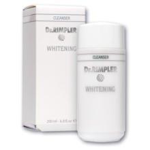 Dr. Rimpler - Whitening Cleanser - Milde Reinigungsemulsion mit Fruchtsäuren zur schonenden Reinigung, 1er Pack (1 x 200 ml)