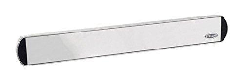 Stellar Magnetic Knife Rack, Silver, 50 cm