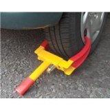 Streetwize–Pinza para abrazadera de rueda de swwl2Style- Amarillo/Rojo