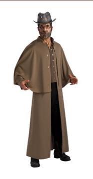Jonah Hex Deluxe Herrenkostüm Kostüm für Herren Antiheld Western Gr. M/L, - Jonah Hex Kostüm