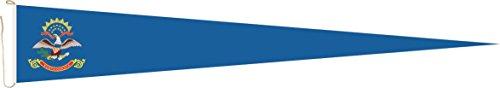Haute Qualité pour U24 Long Fanion Dakota du Nord Drapeau 250 x 40 cm