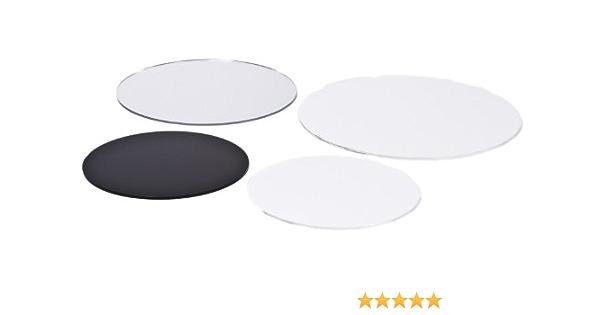 3mm XT SORA Kreiszuschnitt aus Acryl//Plexiglas/® 49 cm Durchmesser transparent