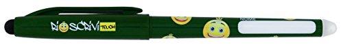 RISCRIVI TOUCH penna gel cancellabile + 1 Refill Omaggio verde