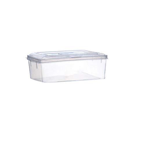 uswine Frischhaltedose Transparent Lunch Containers Frischhaltedosen Aufbewahrungsboxen (Lagerbehälter Organisation)