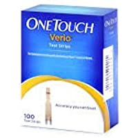 One Touch Verio Mail Order Test Strips, 100 CT by One Touch Verio