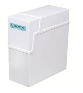 Adoucisseur d''eau CROWN non électrique avec double reservoir