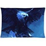 custom-it-mountains-eagle-giant-man-wings-wingspan-snow-blizzard-night-design-rectangular-decorative