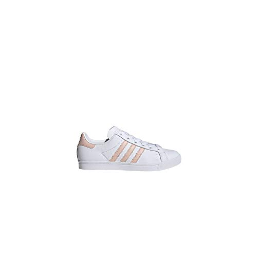 adidas Originals Sneaker Coast Star EE8910 Weiß Rosa, Schuhgröße:39 1/3