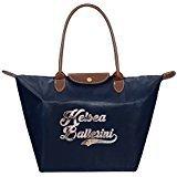 F1&Cany Women's Kelsea Ballerini Handbag(Zaini) Fold Dumplings Type Shoulder Tote bag(Zaini)