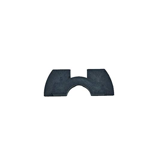 M365 Scooter Vibration Vermeiden Damping professionelle elektrische Scooter Folding Silikon-Auflage bewegliches Kissen für Xiaomi Kompatibel Ständer 0.6mm 1pc -