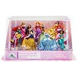 Disney Store Disney Prinzessin Figurenspielset Deluxe - 11 teiliges Set - Disney Mulan Prinzessin