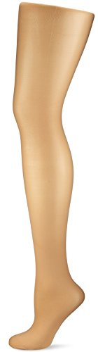 Wolford Perfectly 30, Collant Donna, 30 den, Beige (Gobi), Large