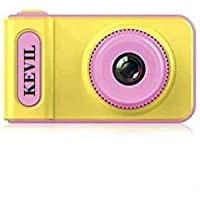 KEVIL Toys Mini Digital Camera with 2.0 Inch Screen 3.0MP HD Video Camera Recorder for Kids