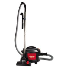 Canister Vacuum, Full-Size, 15-1/2